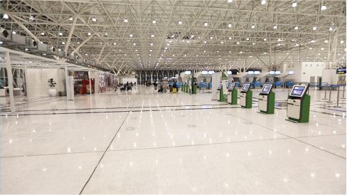 Ethiopian Airport