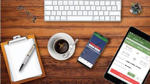 Multi feature Mobile App