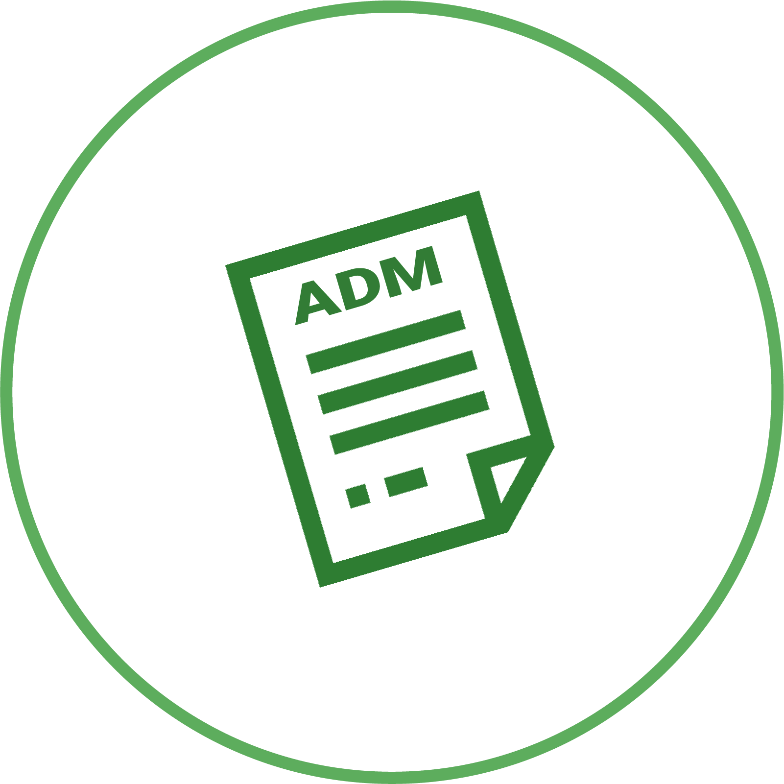 ADM policy
