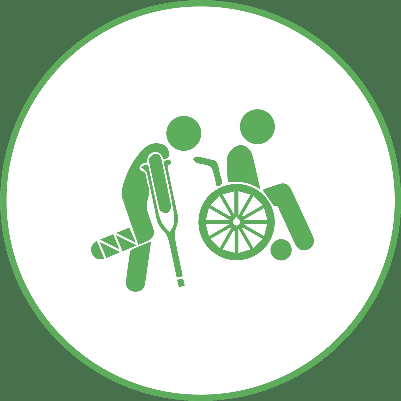 Disabled/Medical case passengers