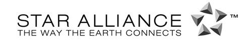 Star alliance gloabal aviation alliance logo